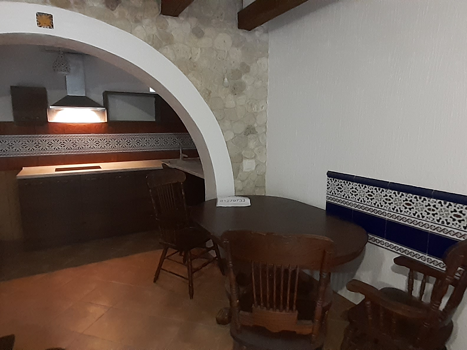 Кухня-гостиная на 1 этаже