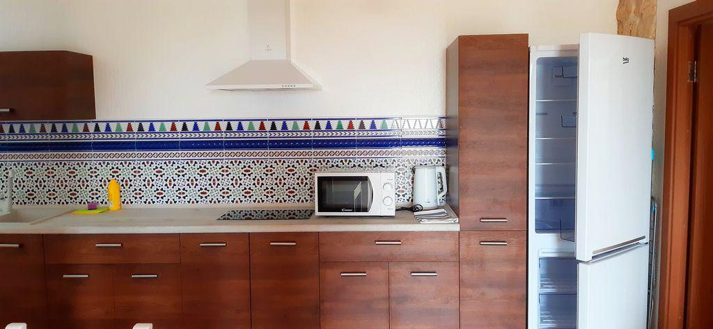 Кухня-гостиная
