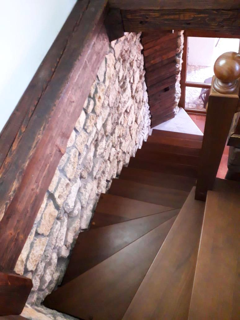 Лестница на 2 этаже