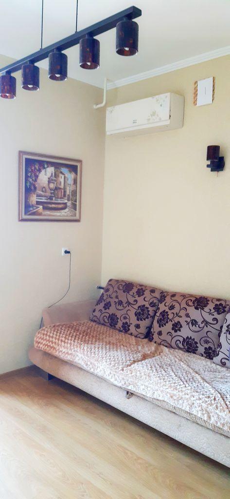 Кухня-гостиная 2хспальный диван